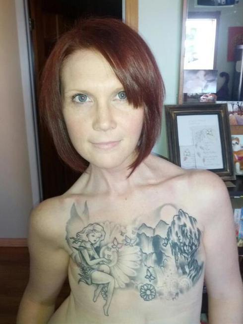 крутые женские груди