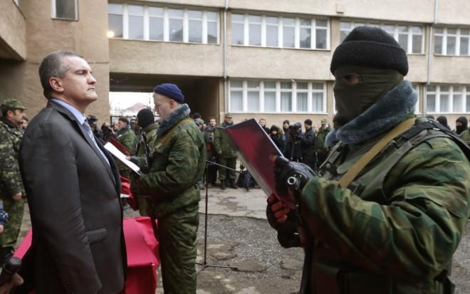 Crimea Military