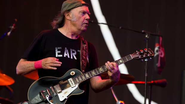 an introduction to the analysis of the neil young concert