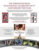 THE TORONTO RUSSIAN FILM FESTIVAL 2014