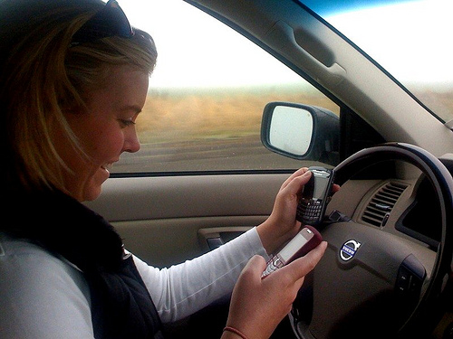 Distracted driving (3)