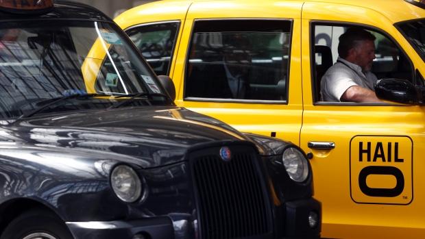 Британская таксомоторная компания hailo