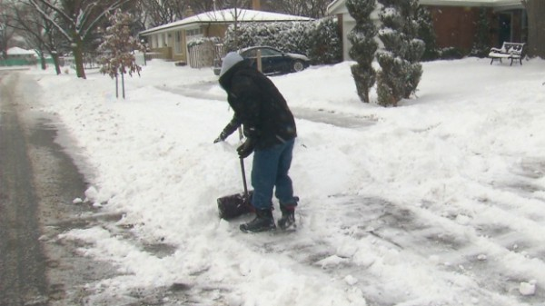 Snow expected for Halloween