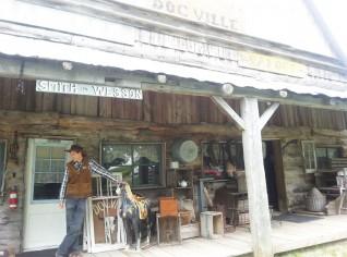 Осколок Дикого Запада – Docville