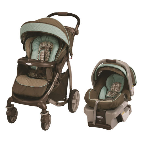 Graco baby strollers and travel systems