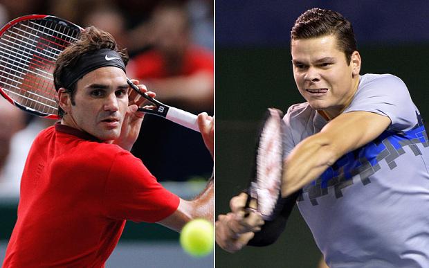 Raonic - Federer
