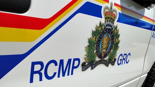 RCMP on Car