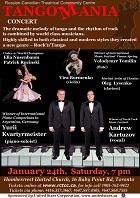 Tangomania concert