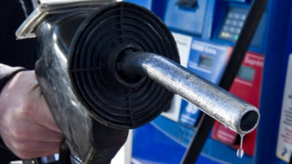 gasoline price dips