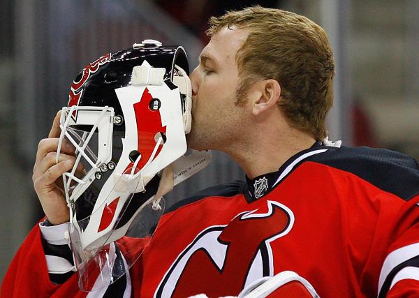 NHL: Atlanta Thrashers at New Jersey Devils