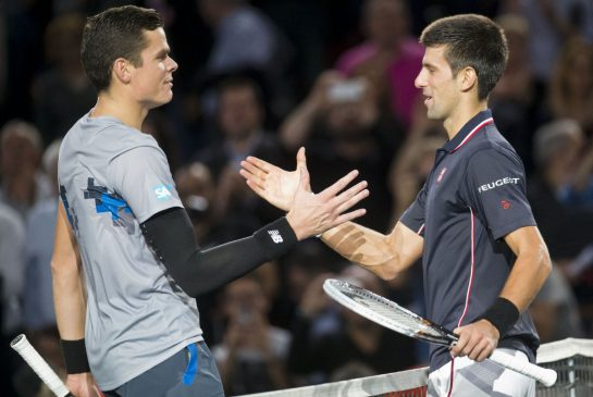 Djokovic vs Raonic