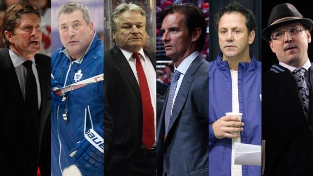 Leafs Coaches