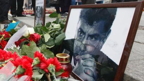 Harper  of the shooting death of Boris Nemtsov