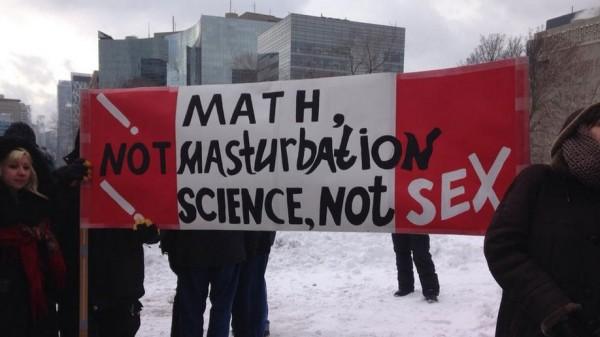 sex ed protests