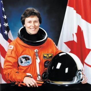 Роберта Бондар – «звездная леди Канады»