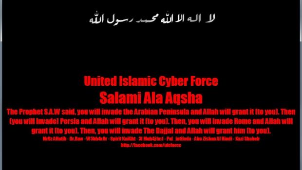Islamic Hackers