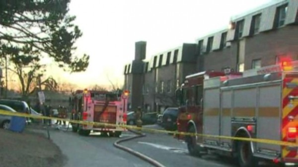 Scarborough home fire