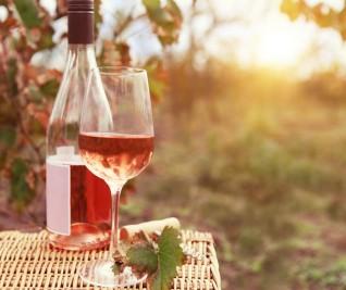 Розовые вина – Нежность и элегантность