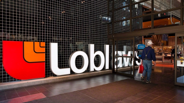 strike action at Loblaws in Ontario