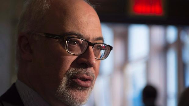 Quebec Finance Minister
