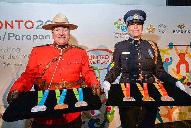 Panam Games Medals
