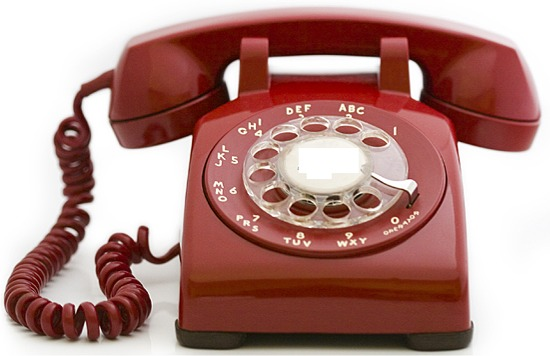 Rotary-Dial-Phone