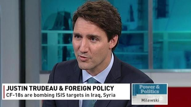 Trudeau CBC