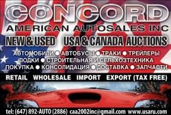 Concord American Autosales