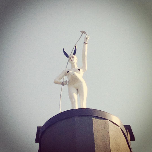 Devil on the Roof