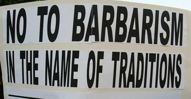 No to Barbarism.j