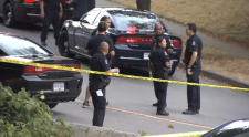 Vancouver Police Incident
