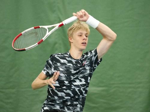 Denis Shapovalov Tennis