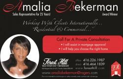 Bekerman Amalia Forest Hill Real Estate Inc.