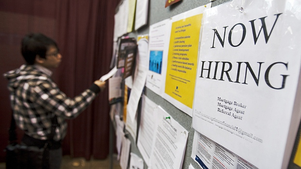 Canada adds 12,000 jobs in September