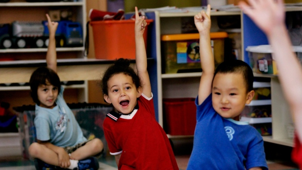 essay on child care center