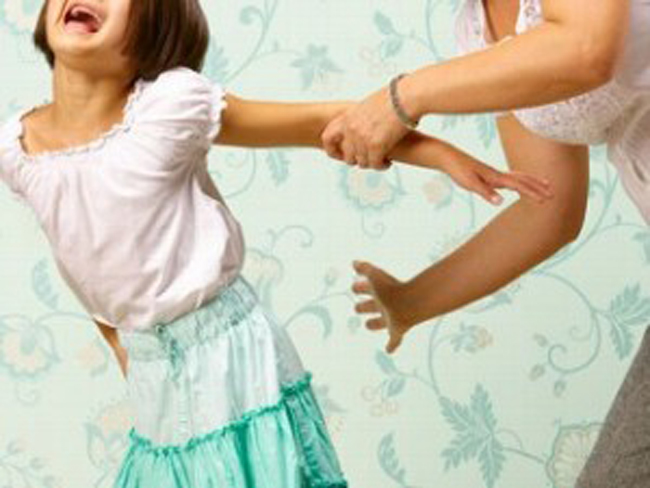 "spanking your kids ""you're gonna get such a spanking"" as children, it was a phrase many of us dreaded in the 1950s, the words ""when your father gets home"" finished the sentence."
