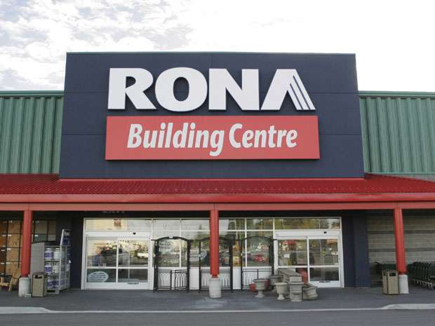 Lowe's is buying Canadian rival Rona