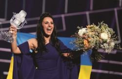 Джамала – После победы на «Евровидении» – на фестиваль в Канаду