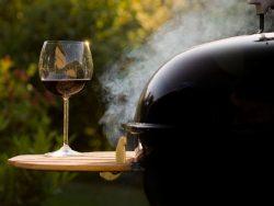 Красное вино для барбекю