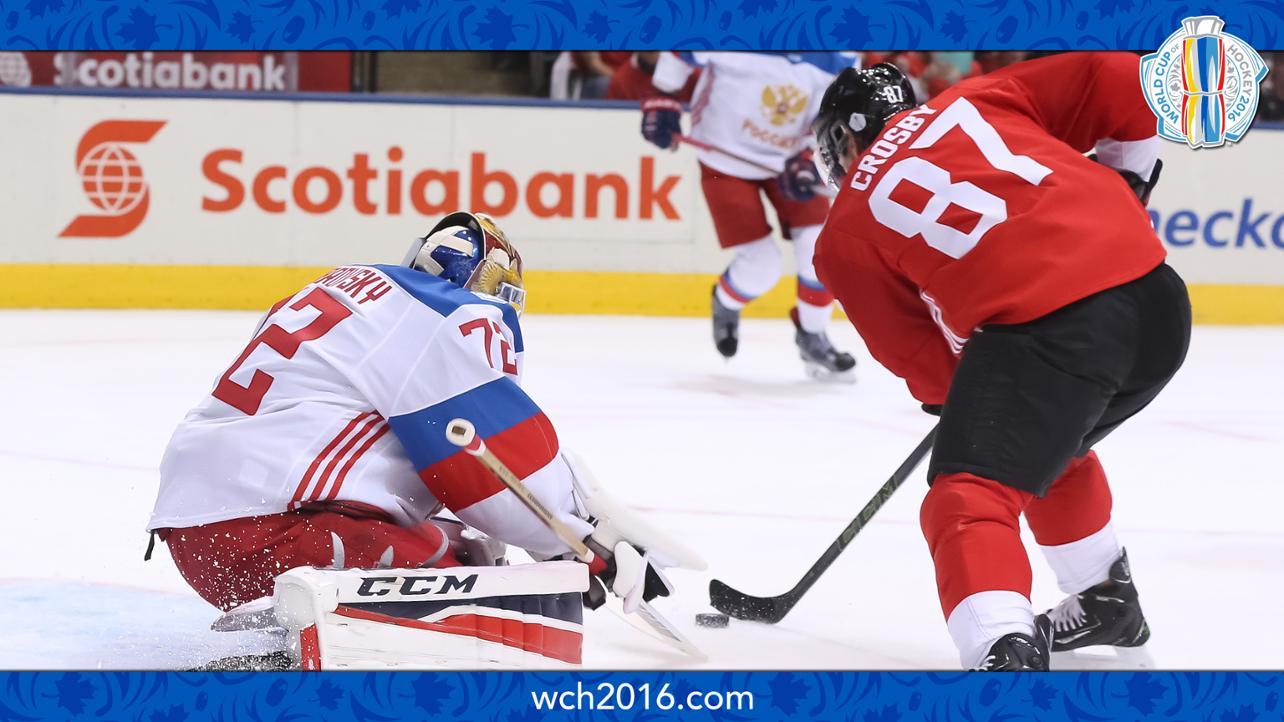 Россия – Канада: Кубок мира 2016 Кубок мира 2016: полуфинал Россия – Канада