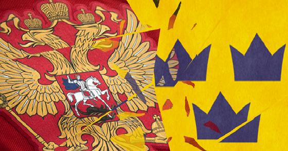 Российская Федерация проиграла шведам свой 1-ый матч наКубке мира
