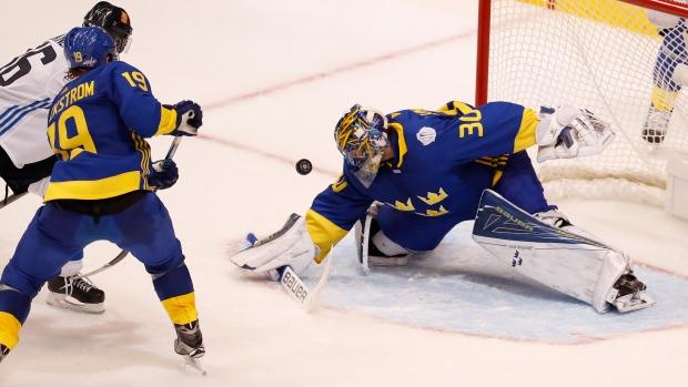 Кубок мира: Швеция оторвалась от Российской Федерации на2 очка