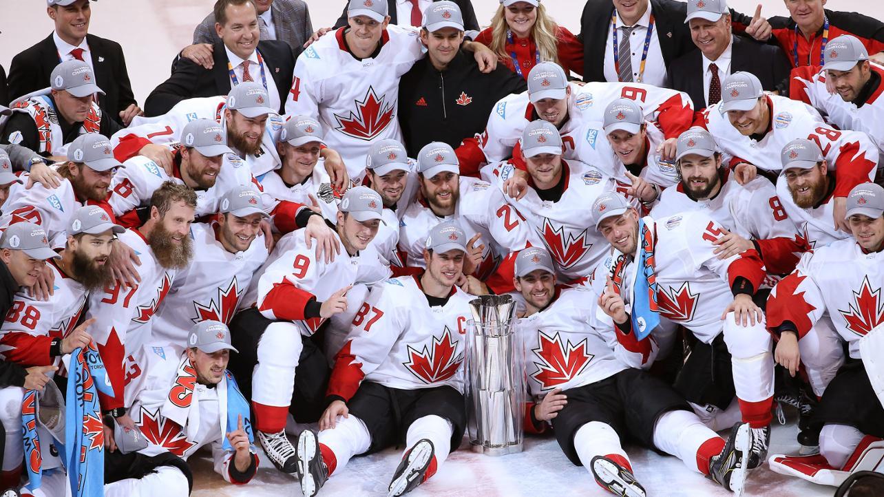Канада выиграла Кубок мира похоккею