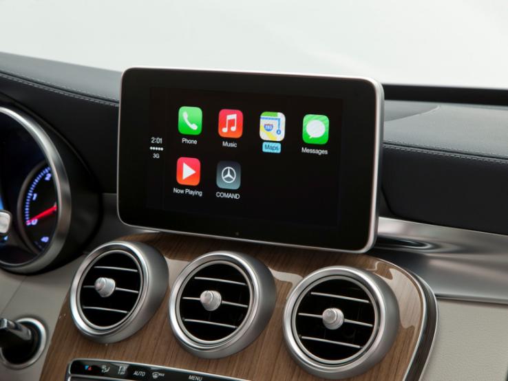 Apple делает ОСдля авто