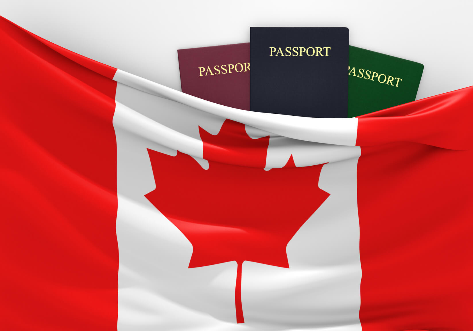 canada-flag-and-passports