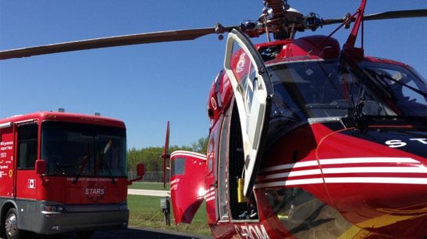 ВКанаде как минимум 14 человек пострадали вДТП сошкольным автобусом