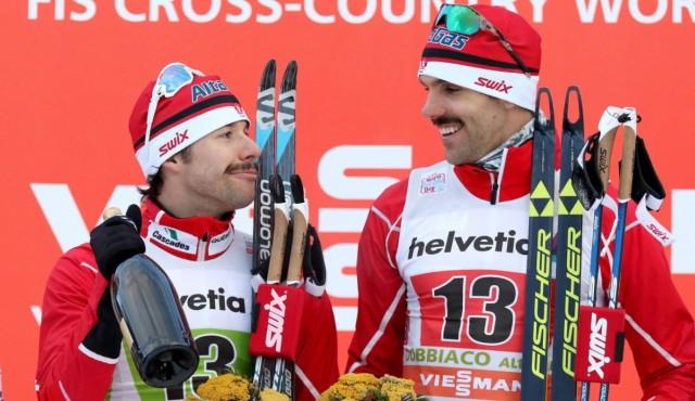 Лыжница Матвеева шла кпобеде наэтапе Кубка мира поэтапно