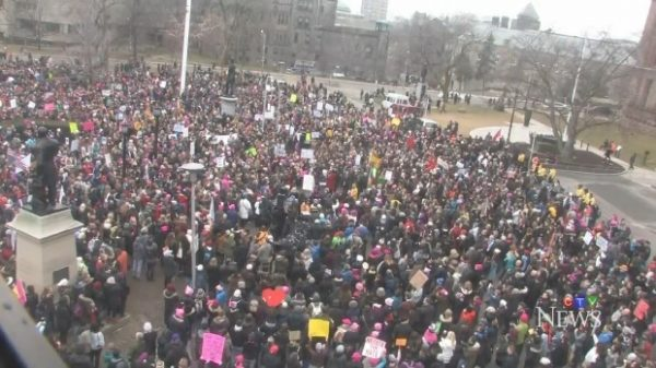 Queens Park March on Washington