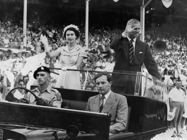 Королева Англии ЕлизаветаII отмечает 65-летний юбилей правления