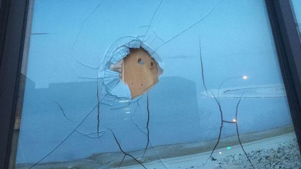 Вканадском Монреале неизвестные забросали яйцами мечеть